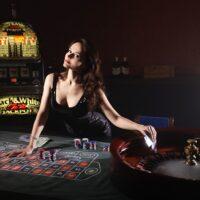 Modny ubiór do kasyna